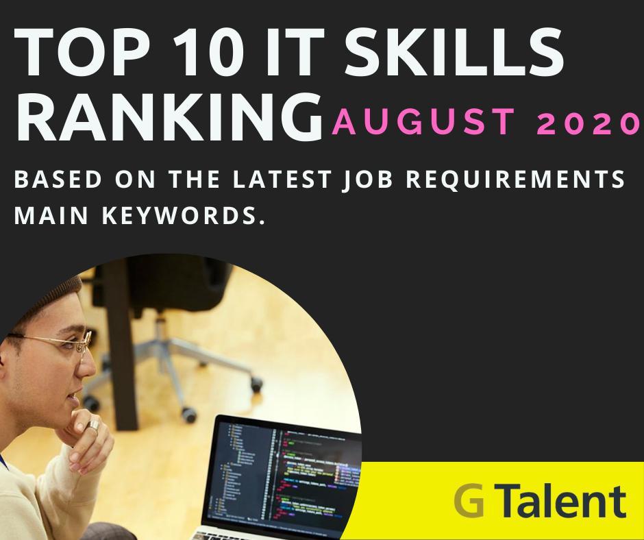it skills ranking top 10