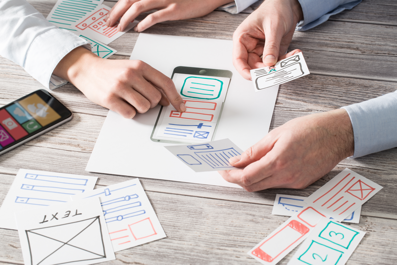 designing mobile application