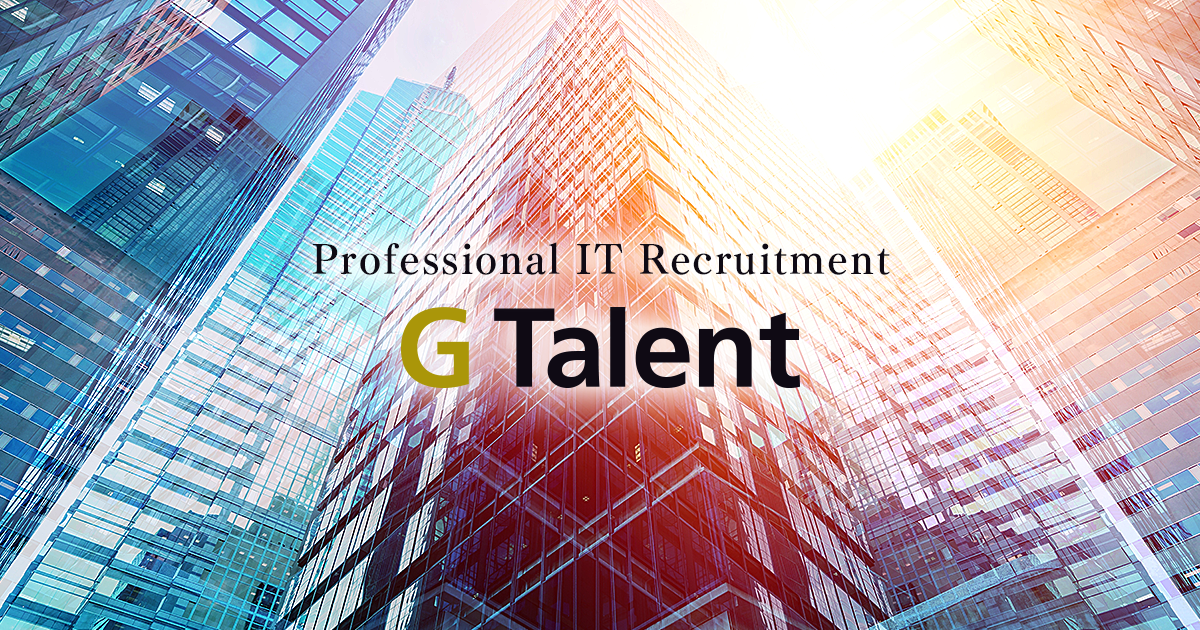 It Engineer Jobs In Japan G Talent Professional It Recruitment